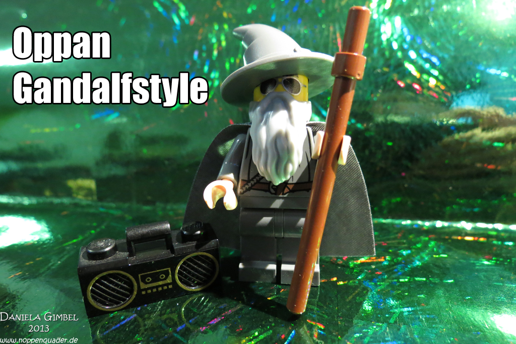 Lego Gandalf