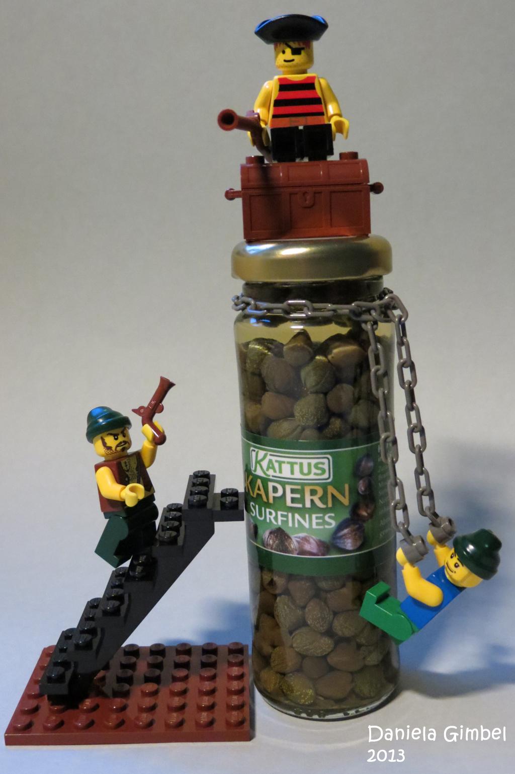 lego noppenquader minifig moc piraten
