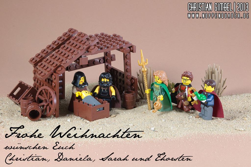 Lego Maria Josef Jesus Koenige - Artikelbild