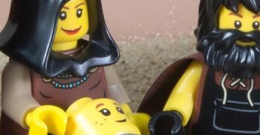 Tür 24: Die drei Weisen aus dem Legoland