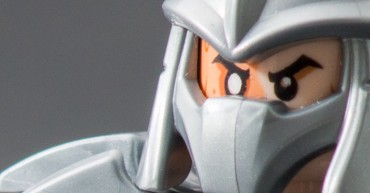 Seine einzige Schwäche – Shredder