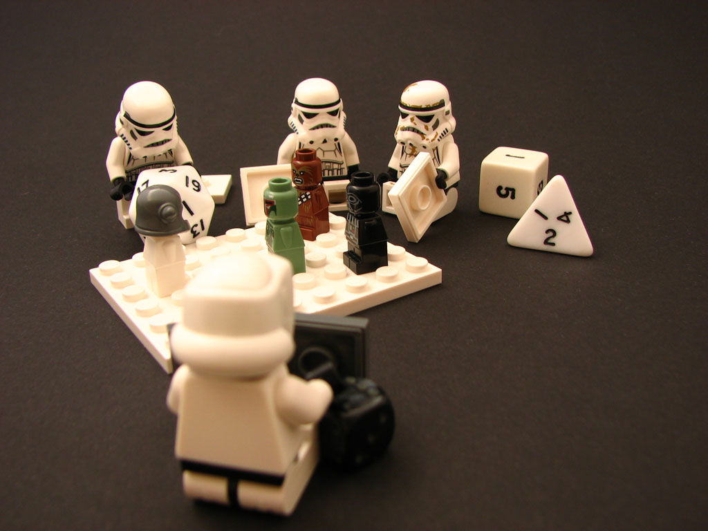 lego minifig noppenquader moc stormtrooper pen and paper dungeons and dragons dsa star wars