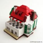 lego minifig noppenquader micromoc moc darmstadt mathildenhöhe künsterkolonie Peter Beherns Jugendstil Jahrhundertwende