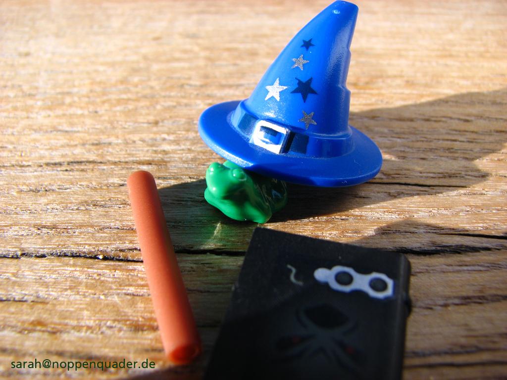 lego minifig noppenquader moc wizard of oz frog necronomicum