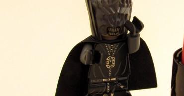 Seine einzige Schwäche – Saurons Mund