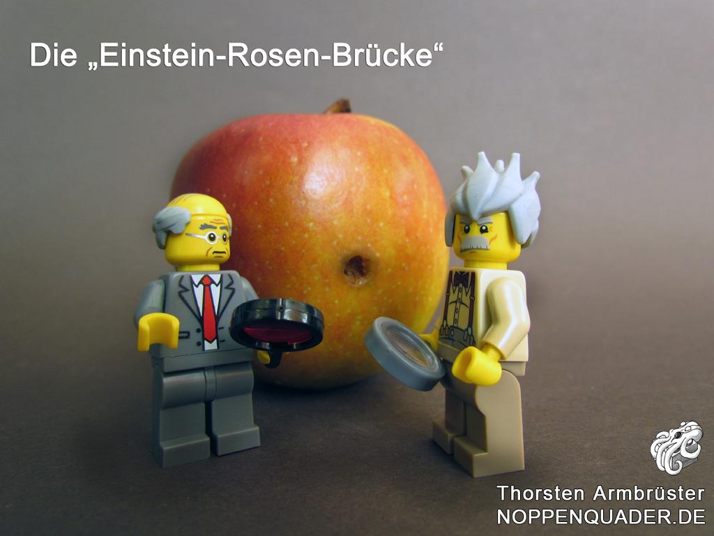Einstein-Rosen-Bruecke