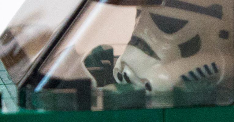 Des Stormtroopers neues Lieblingsgefährt