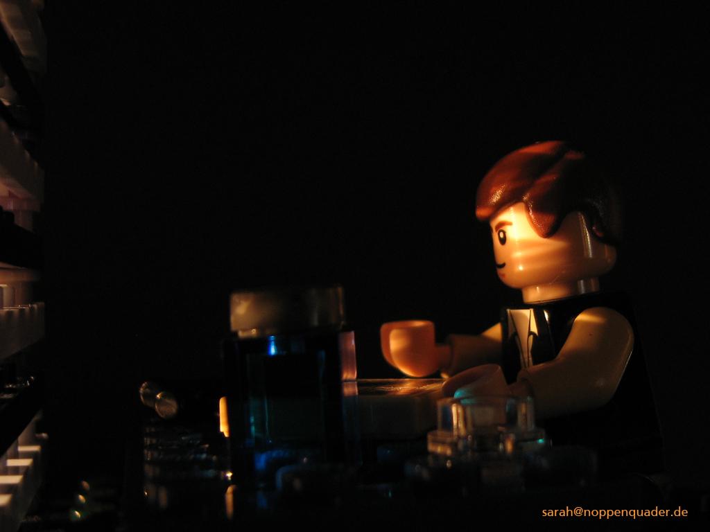 lego minifig noppenquader moc star wars han solo smuggler film noir shadow