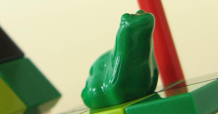 Ur·laub·frosch