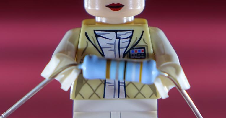 Leia gründet den Widerstand