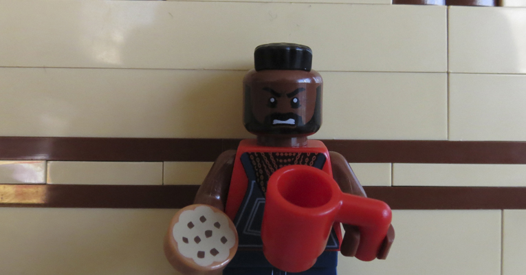Teatime für Mr. T.