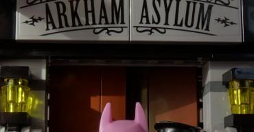 Batman infiltriert das Arkham Asylum