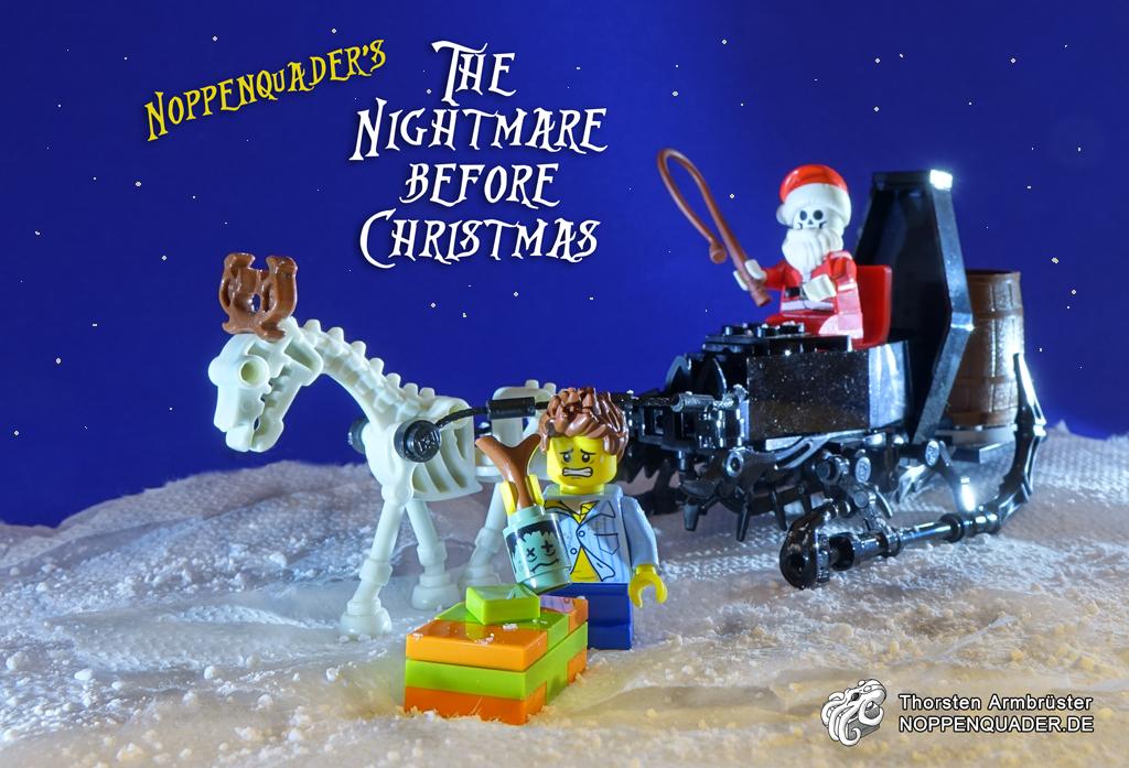 lego noppenquader nightmare before christmas tim burton disney movie minifigs minifig moc lego legoart legophotograph legofotografie