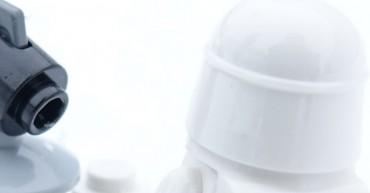 Snowtrooper in der Freizeit