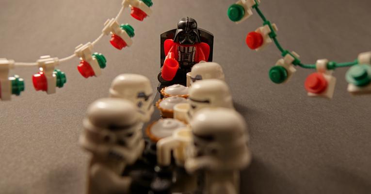 1. Advent – Vaders Weihnachtsgeschichte