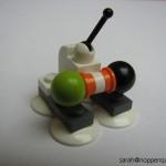 lego minifig noppenquader moc minion